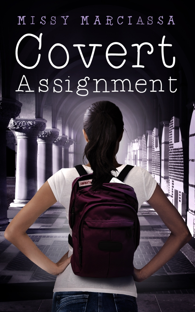 Covert Assignment ebook cover
