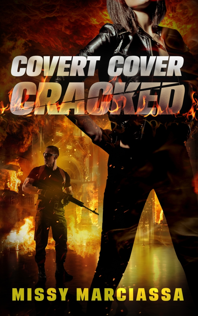 Covert Cover Cracked Ebook