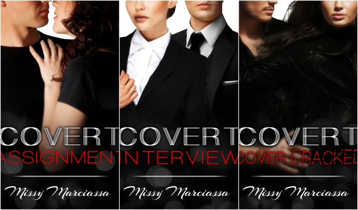 Covert Series Books 1 - 3