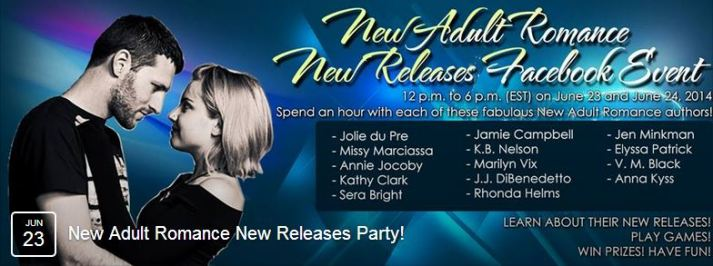 new adult romances new releases event
